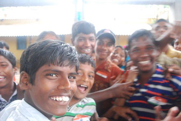 True faces of India - Naveen Sadhu