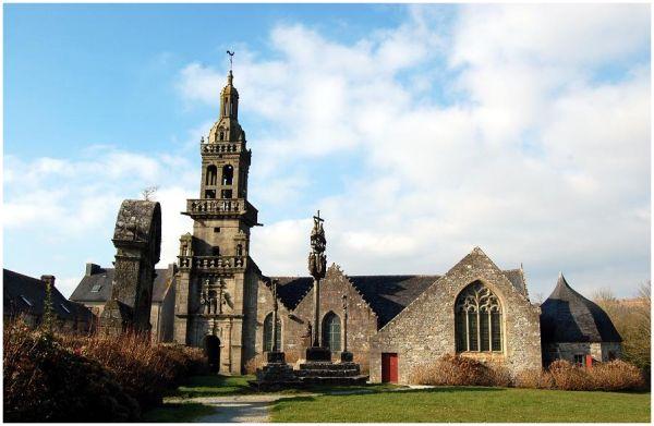 La chapelle Sainte-Marie du Ménez Hom - Finistère