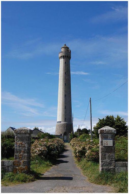 Le phare de Trézien - Finistère