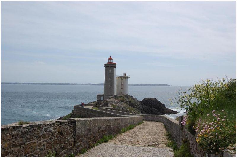Le phare du Minou - Finistère