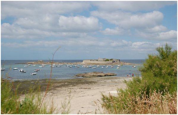 Fort Bloqué à Ploemeur - Morbihan