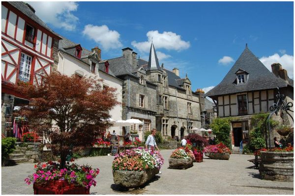 Rochefort en terre - Morbihan