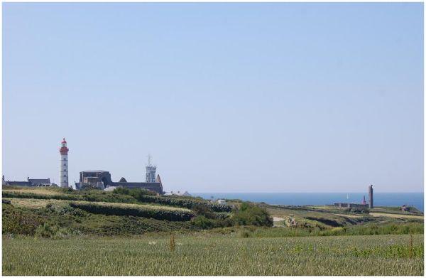 La pointe Saint-Mathieu - Finistère