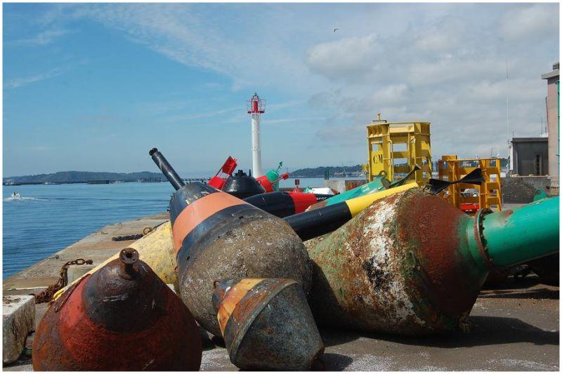 Les phares et balises de Brest