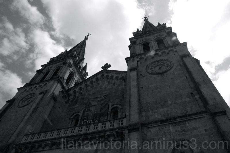 Pelyao's church in spain
