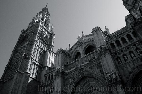 church in toledo Spain