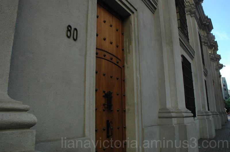 where Allende was shot