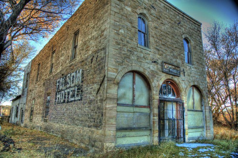 Folsom, New Mexico Hotel