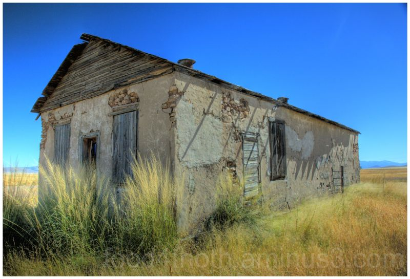 Barn in southwest New Mexico
