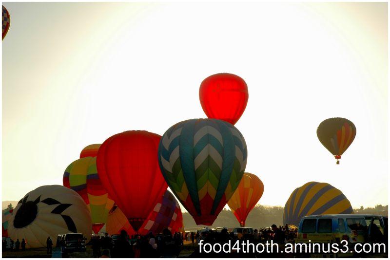 New Mexico Balloon Rally