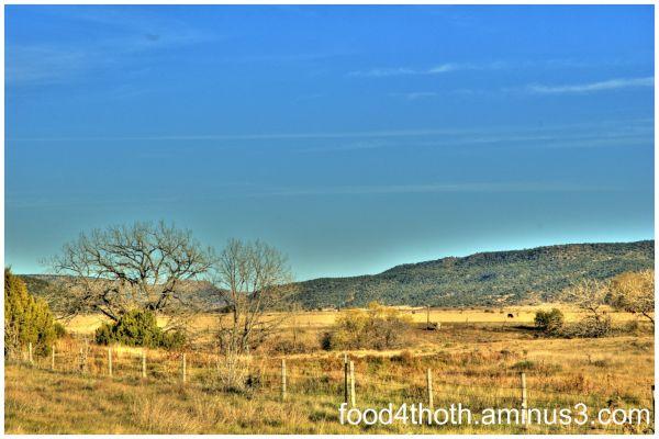 Northeast New Mexico Landscape