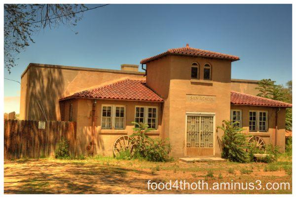 San Acacia Schoolhouse
