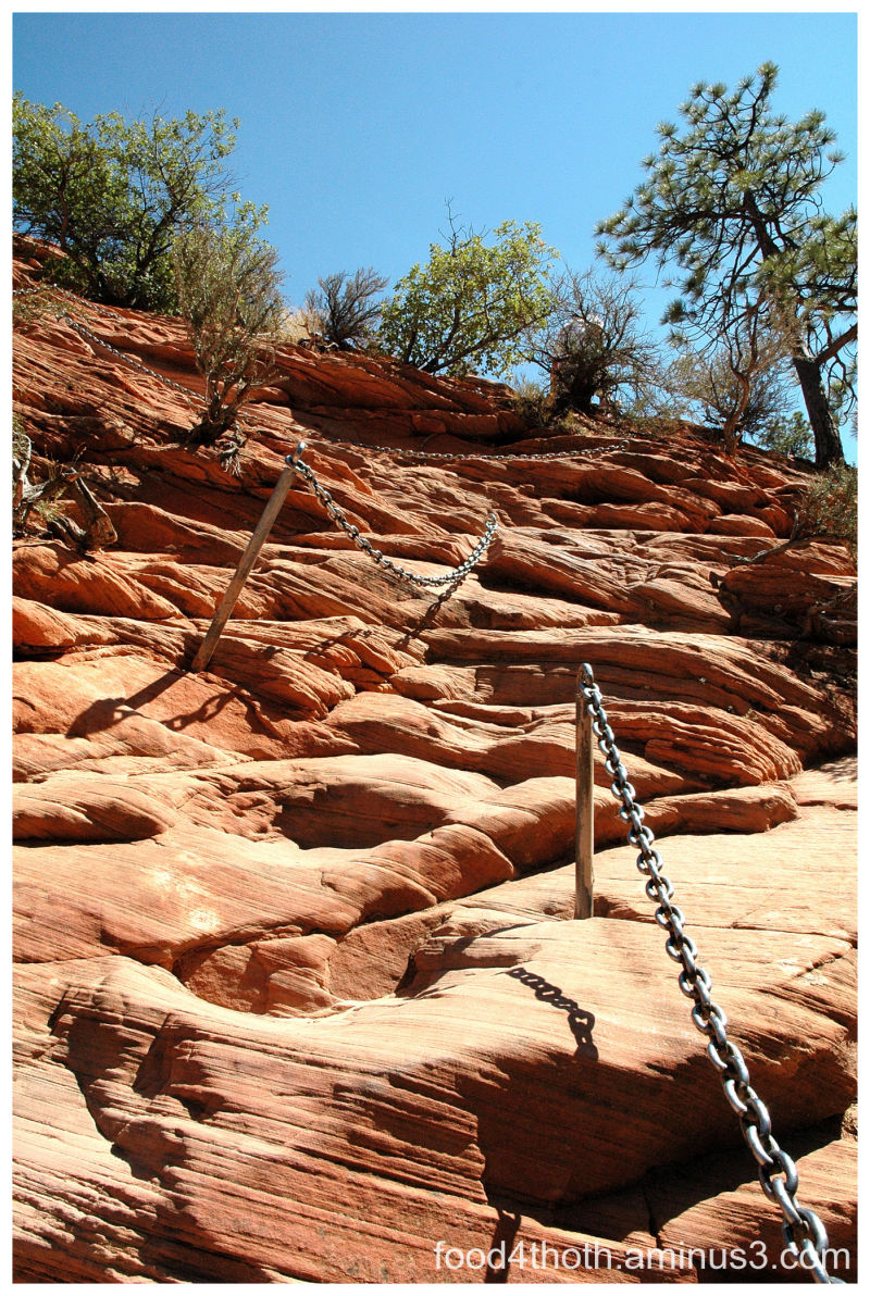 Angel's Landing Trail 2