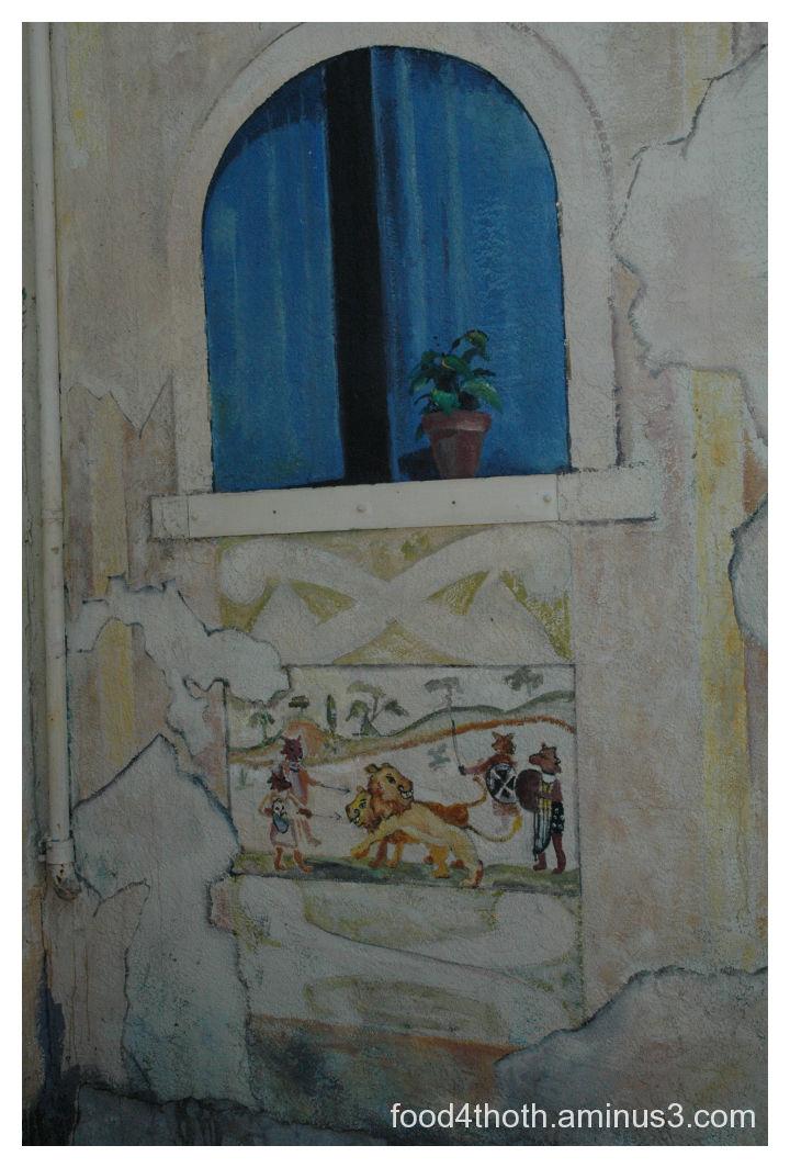 Concrete Window