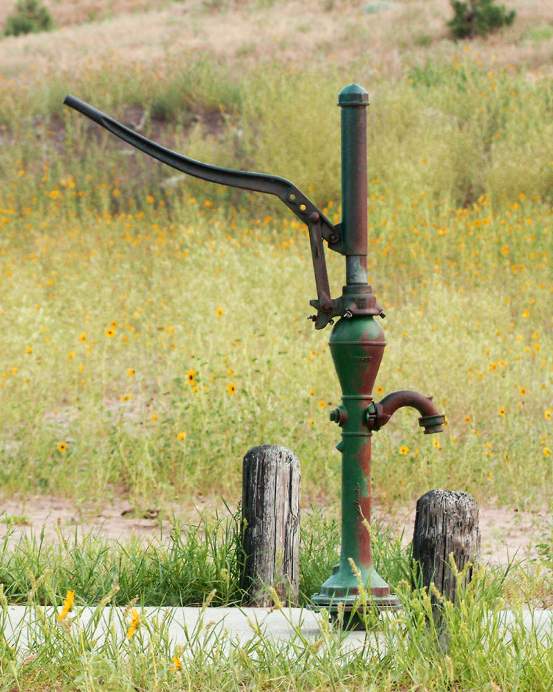 Antique Water Pump Landscape Rural Photos Tamra 39 S