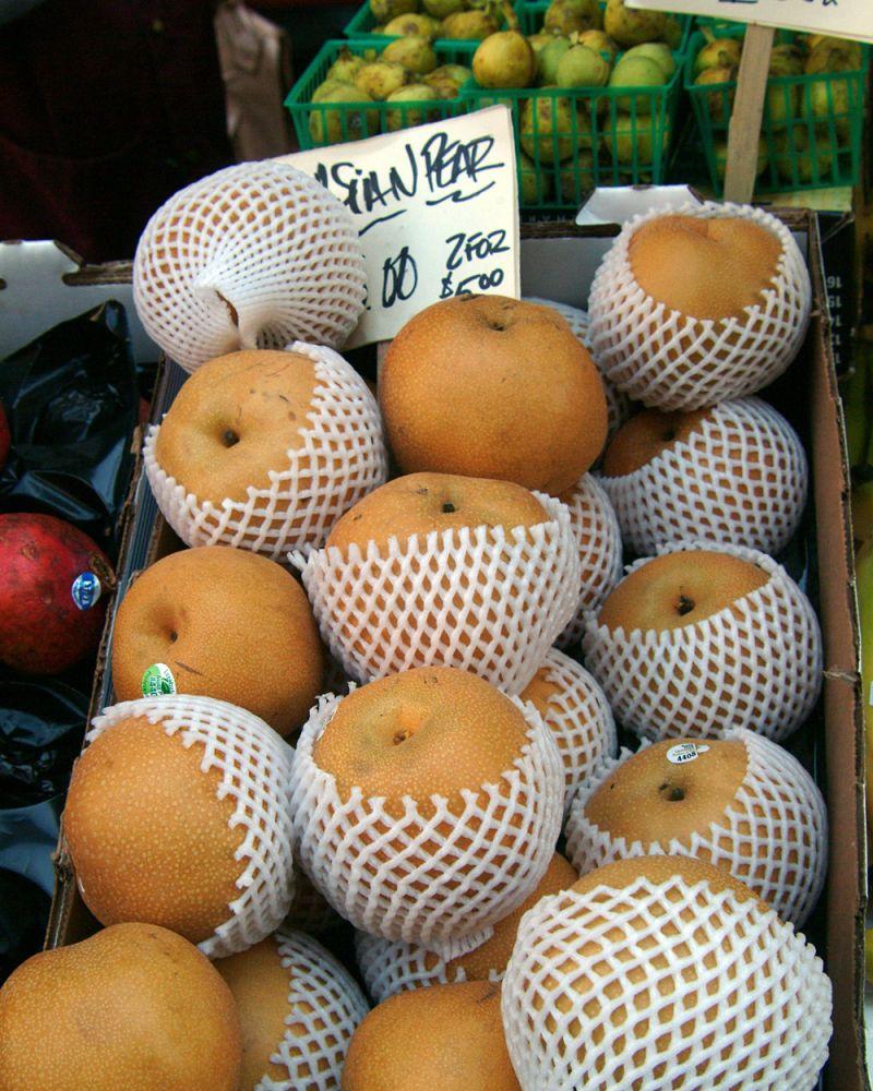 Asian Pear - Open Market