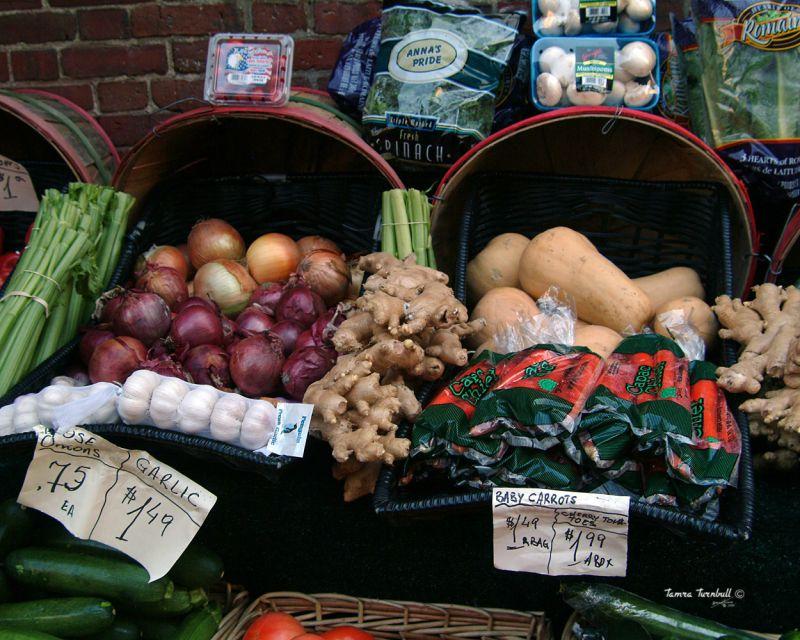 Open Market - Boston