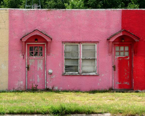 Colorful Motel