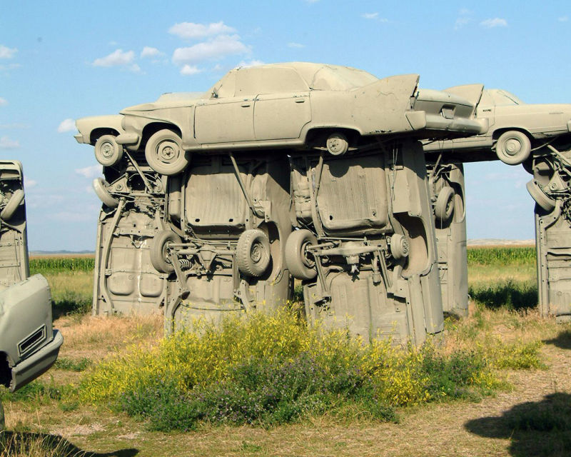 Carhenge - Alliance, NE