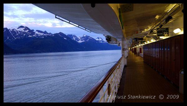 Alaska - working on the Golden