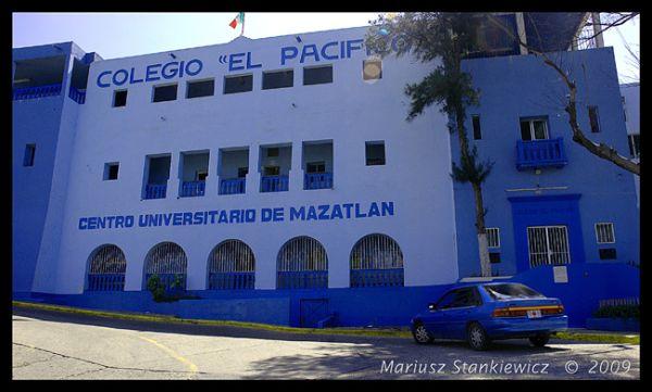 Mexico - marine college