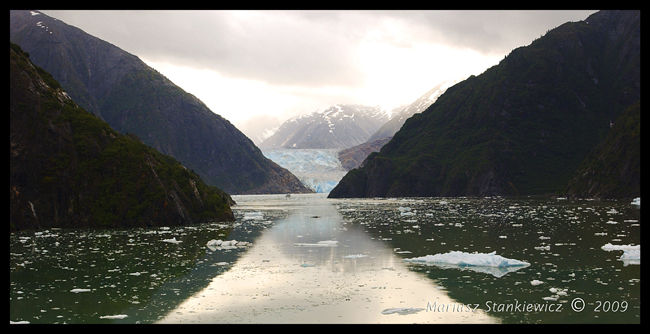 Alaska - Inside Passage, Tracy Arm