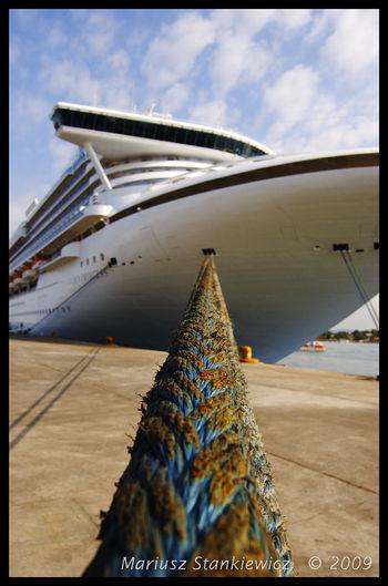 Mexico - cruise ship