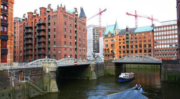 """Hamburg, Germany - """"storage city"""""""