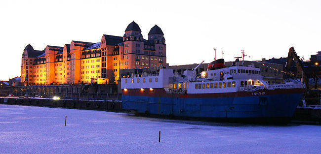 Oslo, Norway - wharf 3