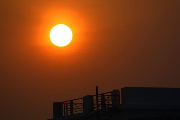 Raising Sun