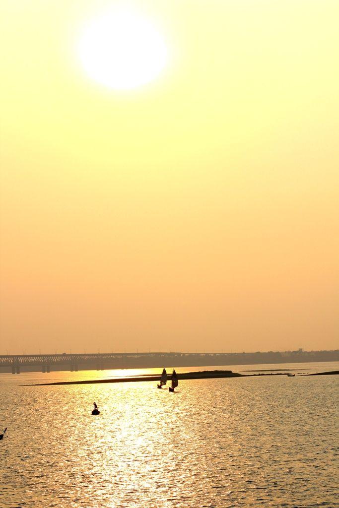 Dawn in Godavari