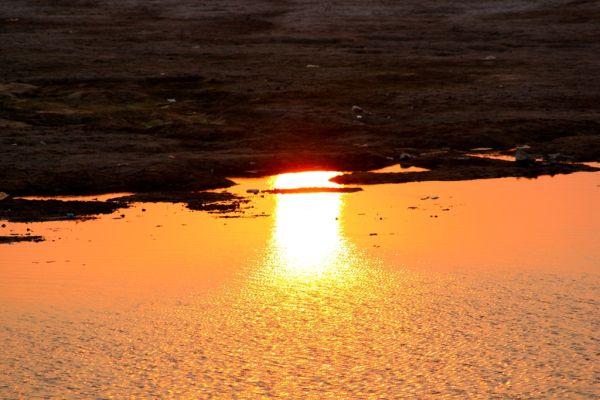 Sun in Water