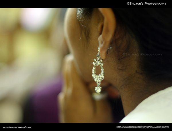 Girl's Ear
