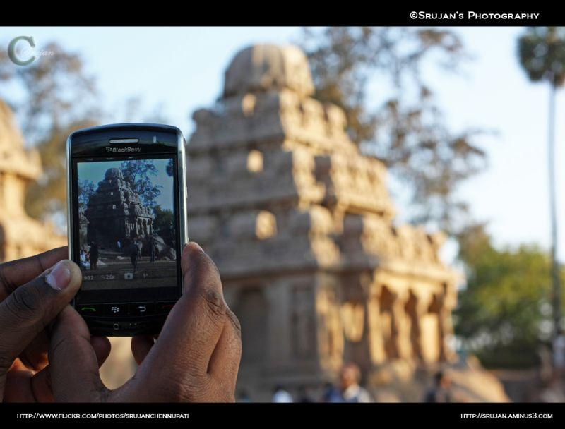 Mobile Phone Camera.