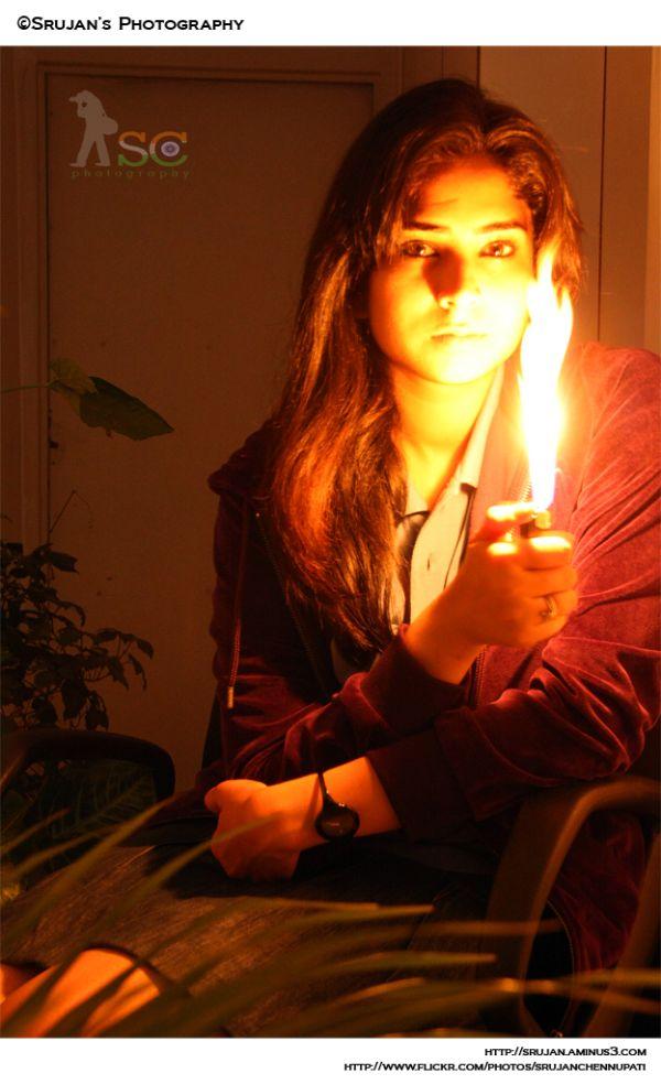 Girl = Fire