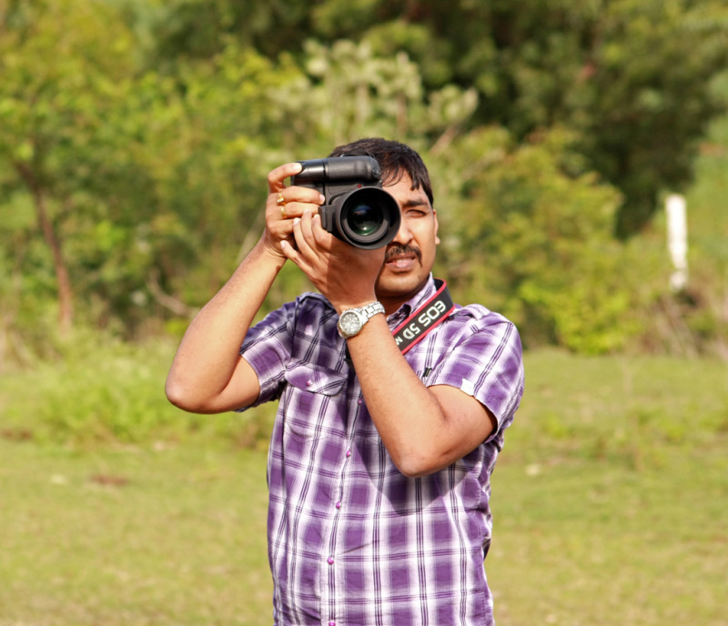 Photographing