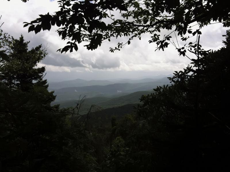 Mountain Layers IV