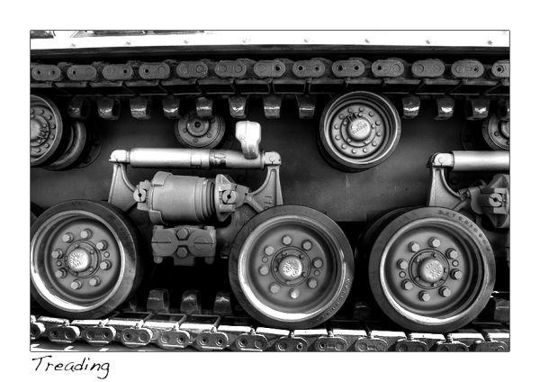 A tank tread pic