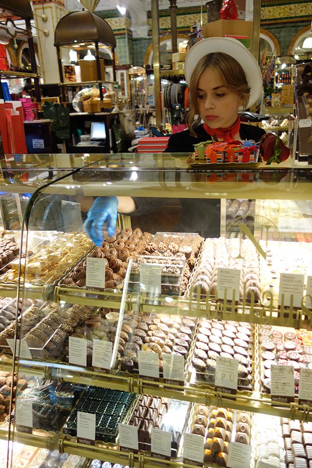 Harrods Candy Shop