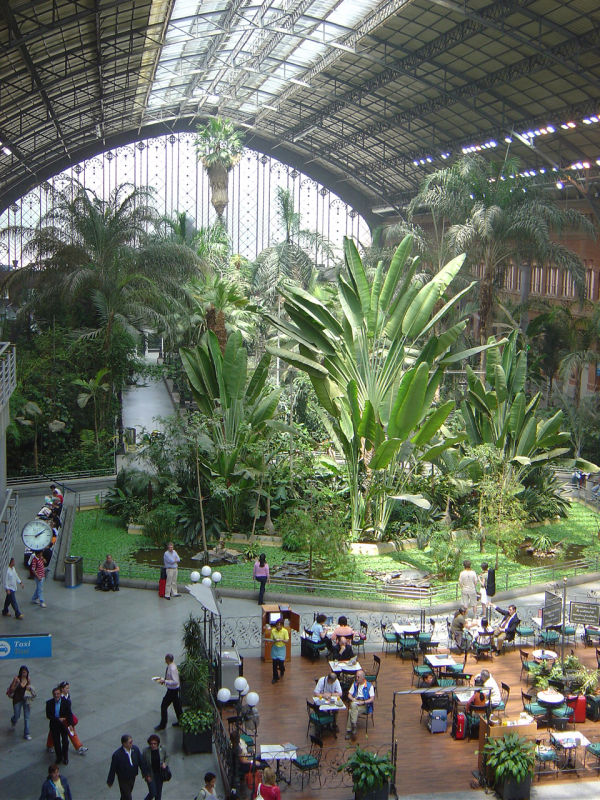 Estación de Atocha (Madrid)