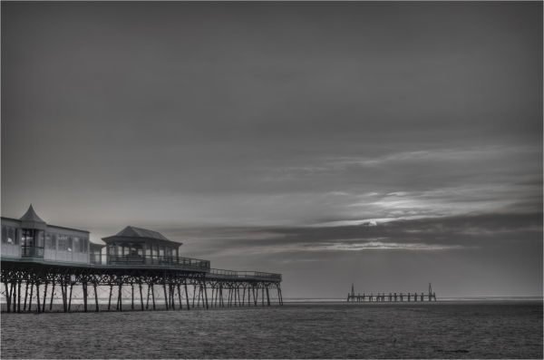 St Annes pier in the NW of England