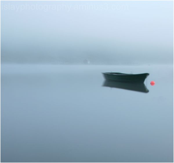 Mist at Ardnahoe