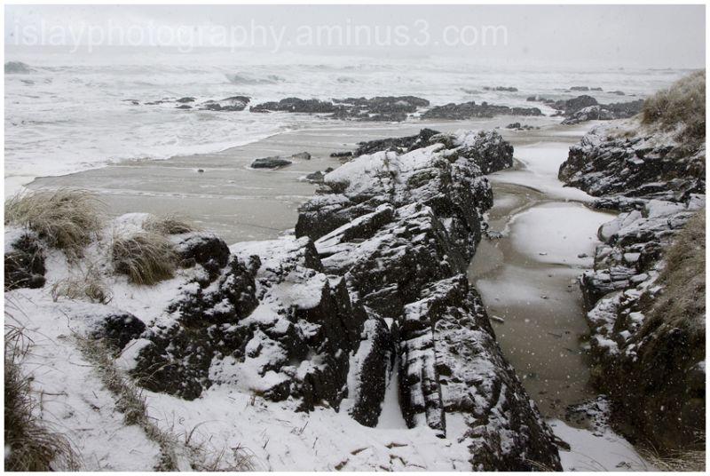 Snowfall at Saligo 1