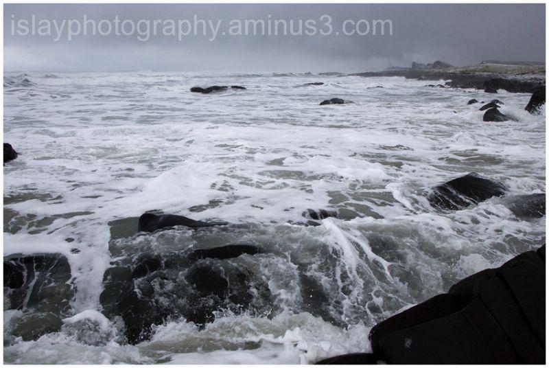 Impending Storm at Saligo Bay