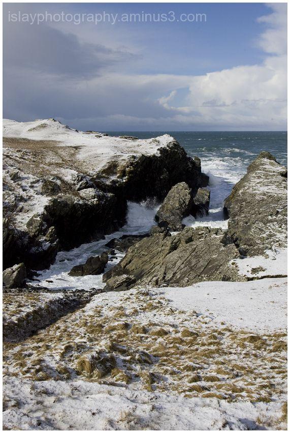 Islay Snowfall