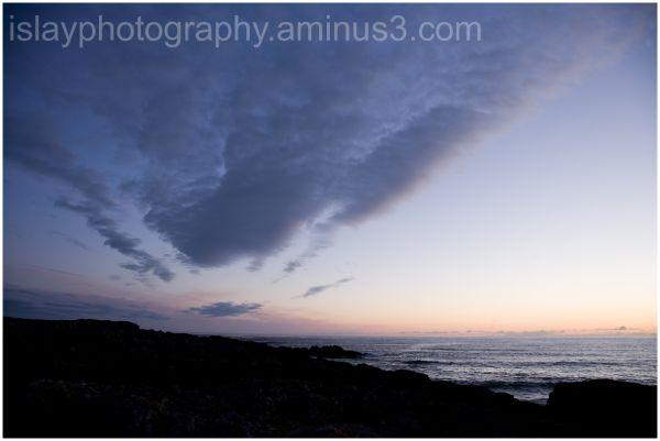 Cloud Formation at Saligo