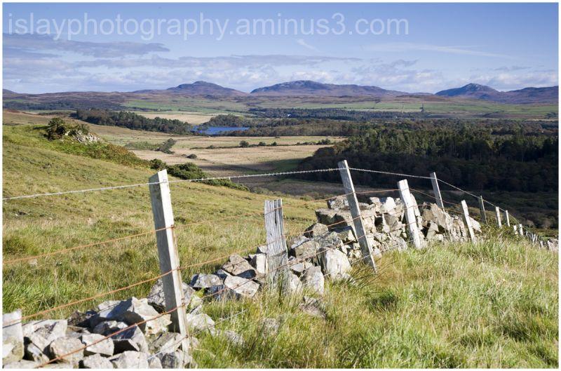 Fence Line Cnoc Donn
