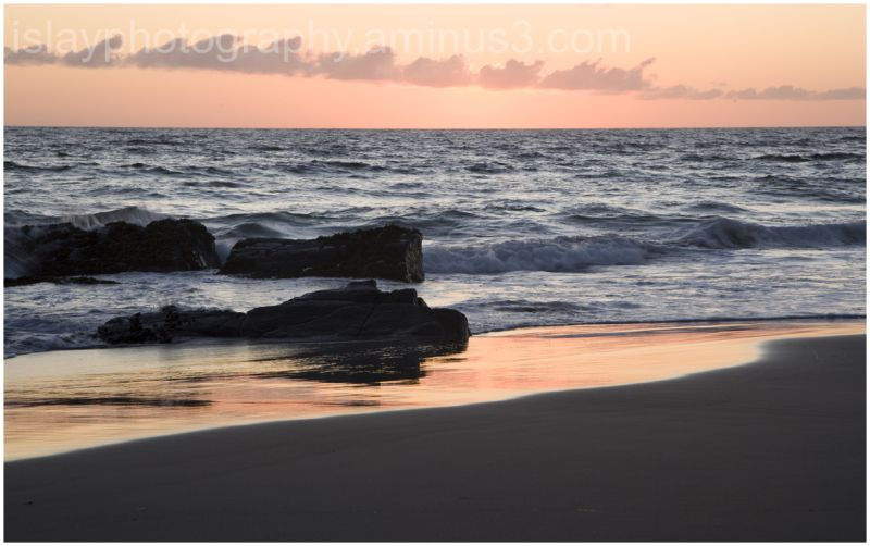 Red Sand at Saligo
