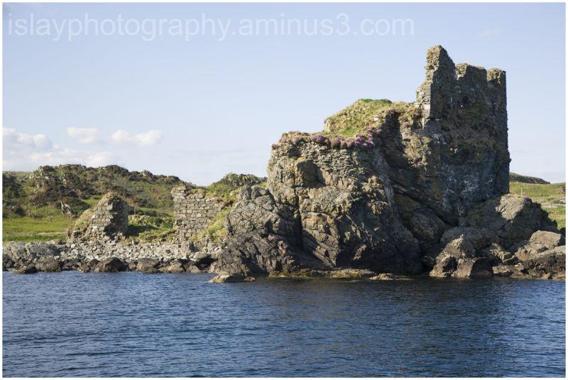 Dunyvaig Castle