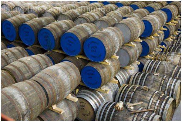 Kilchoman Whisky in Bond